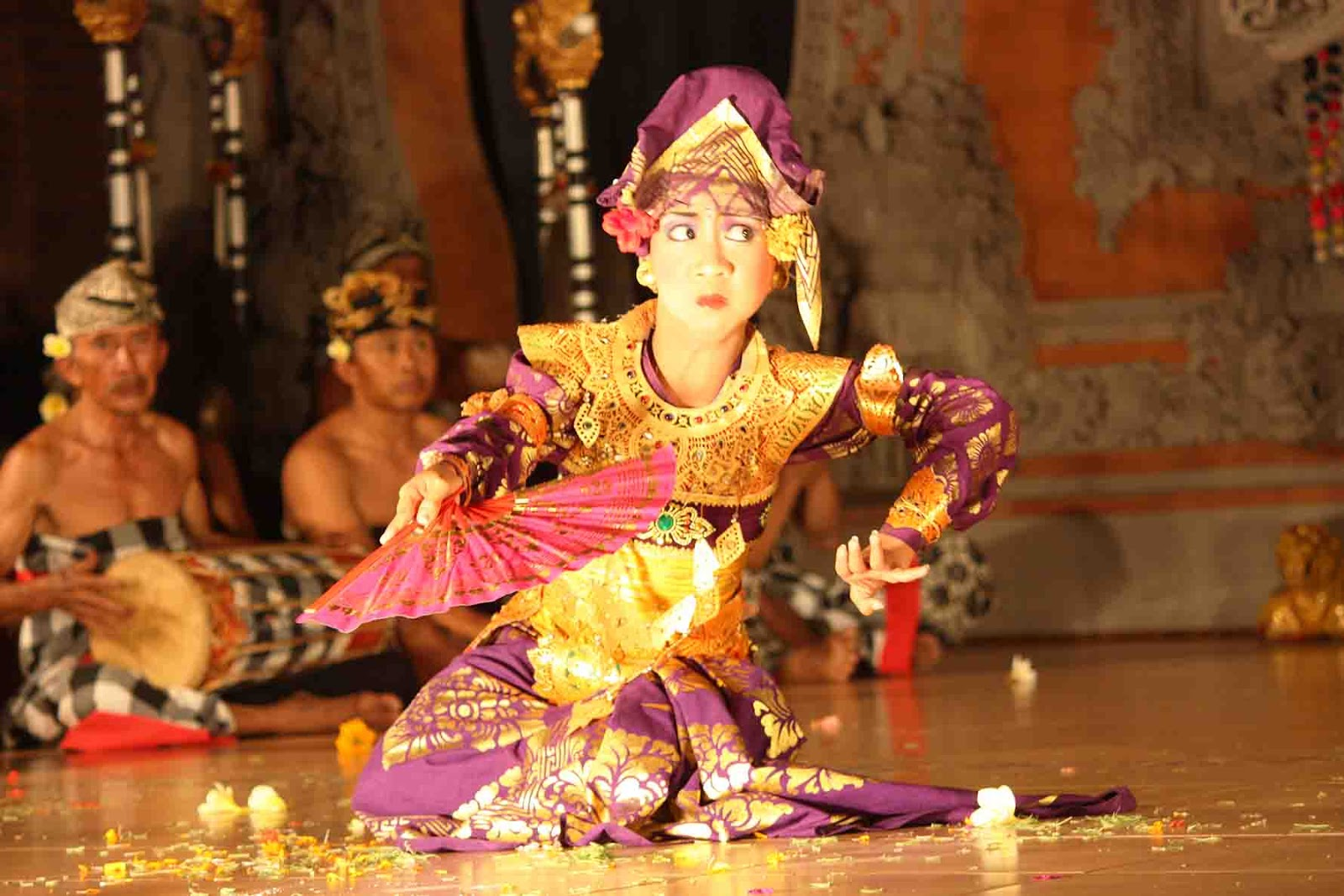 Tari Terunajaya, Tarian Tradisional Dari Buleleng Bali