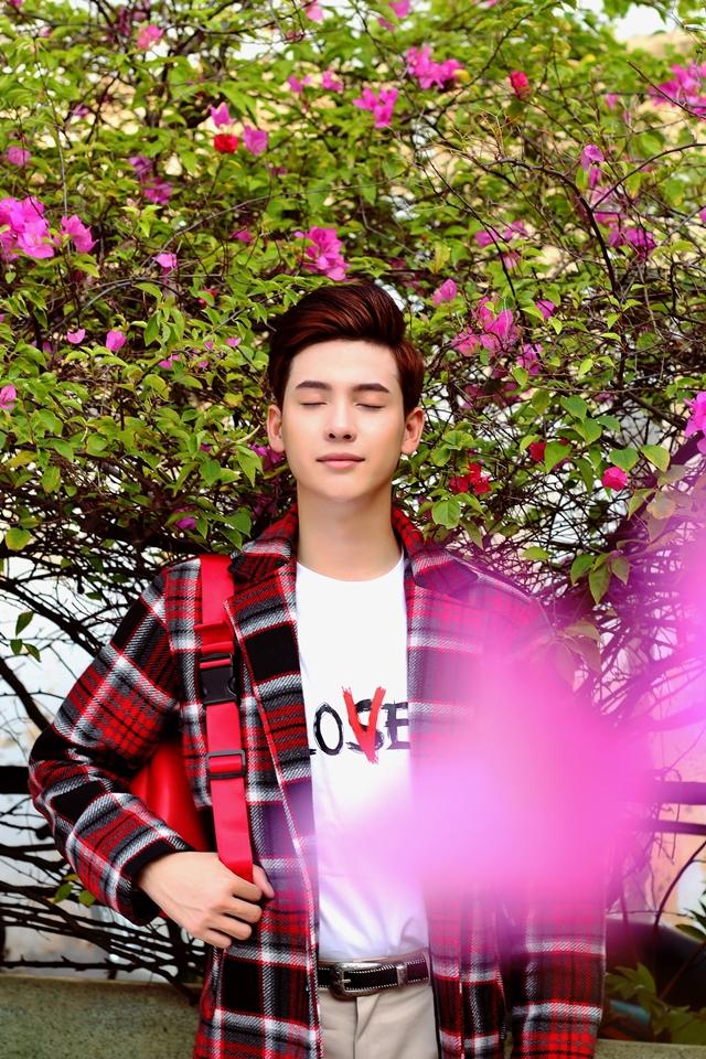 diễn viên trẻ điển trai Đoàn Huỳnh Duy Lâm 1
