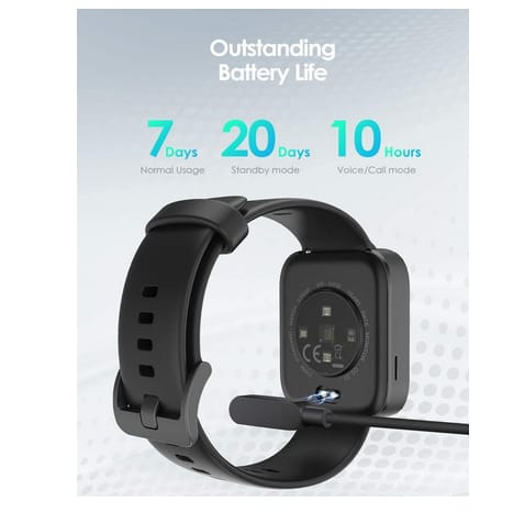 ZOPROVO CS254 1.57inch Touch Screen HD Smart Watch
