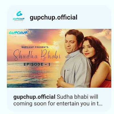 Simran Kapoor web series Sudha Bhabhi