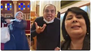 (بالفيديو)عرك و سب وشتم و محاولة الاعتداء بالعنف داخل الجلسة العامةبين عبير موسي و سفيان طوبال