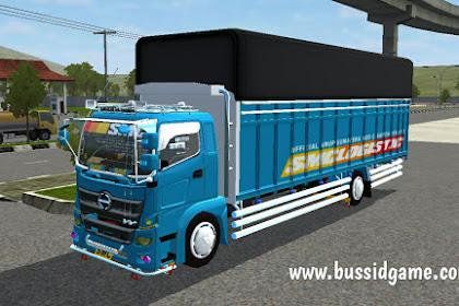 Mod Truck Hino 500 c1 Sumateraan By SMC Mod