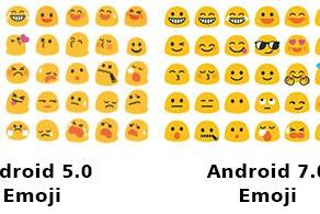 Cara membuat Emoji Android Nougat untuk Android Lollipop dan Marshmallow