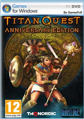 Titan Quest Anniversary Edition PC [Full] Español [MEGA]
