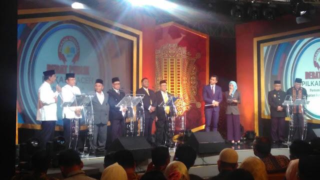 Mau Ambil Alih Kepemimpinan Aceh ? Begini Kata Muzakir Manaf