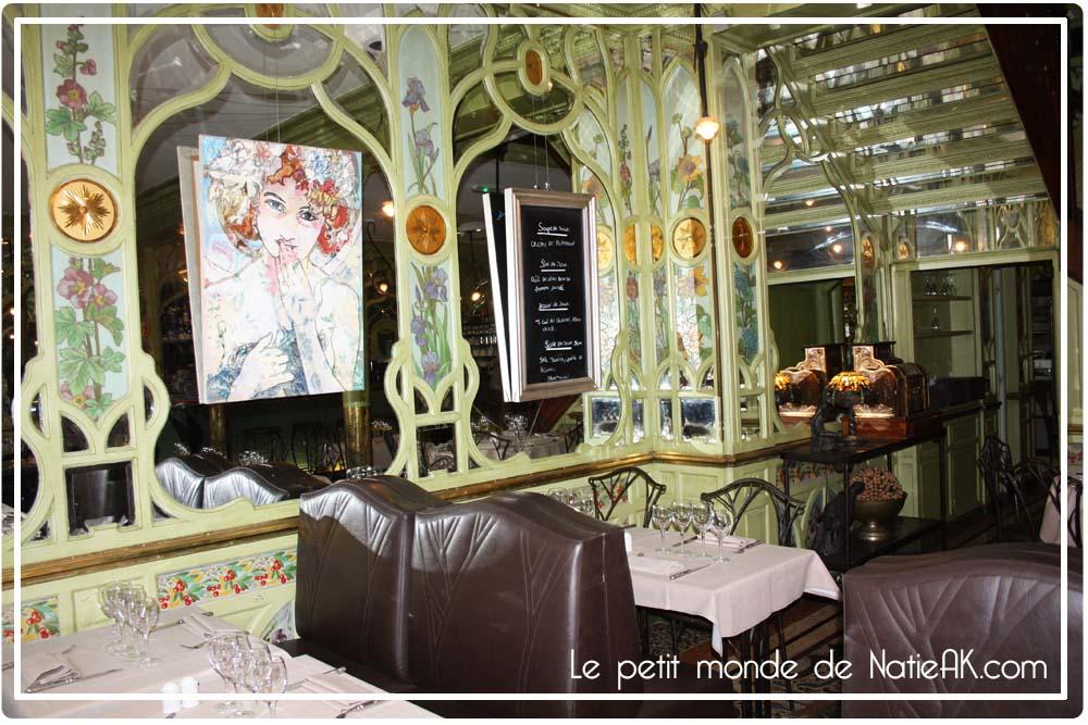 histoire des  Bouillon parisien