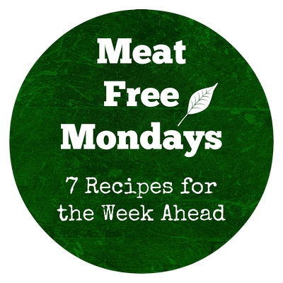 Meat Free Mondays - 7 Recipes for the Week Ahead (5 September 2016)