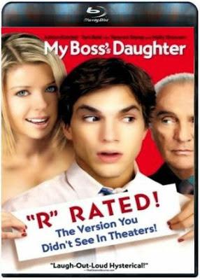 My Boss's Daughter (2003) UNRATED 480p 300MB Blu-Ray Hindi Dubbed Dual Audio [Hindi + English] MKV