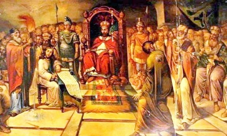 Η περιπετειώδης μεταφορά των οστών του αυτοκράτορα Αλέξιου Δ' Κομνηνού στην Ελλάδα από τον Γεώργιο Κανδηλάπτη