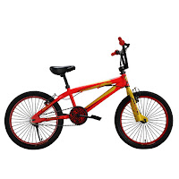 20 pacific spinix tx50 freestyle bmx