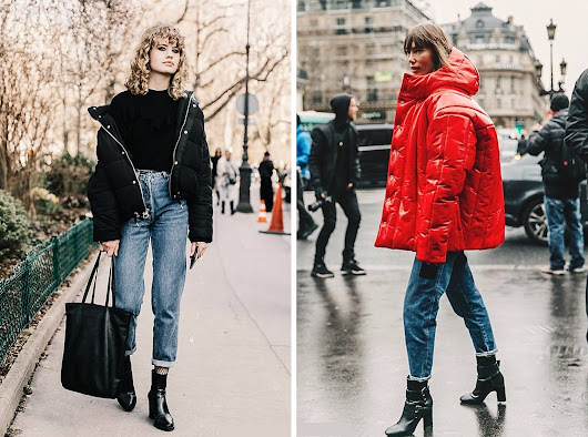HOT RIGHT KNOW | Puffer Jackets