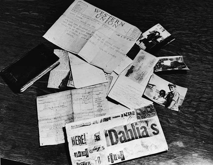 Paket Black Dahlia