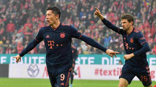 Video Cuplikan Gol: Mainz 05 1-3 Bayern Munich (Bundesliga)