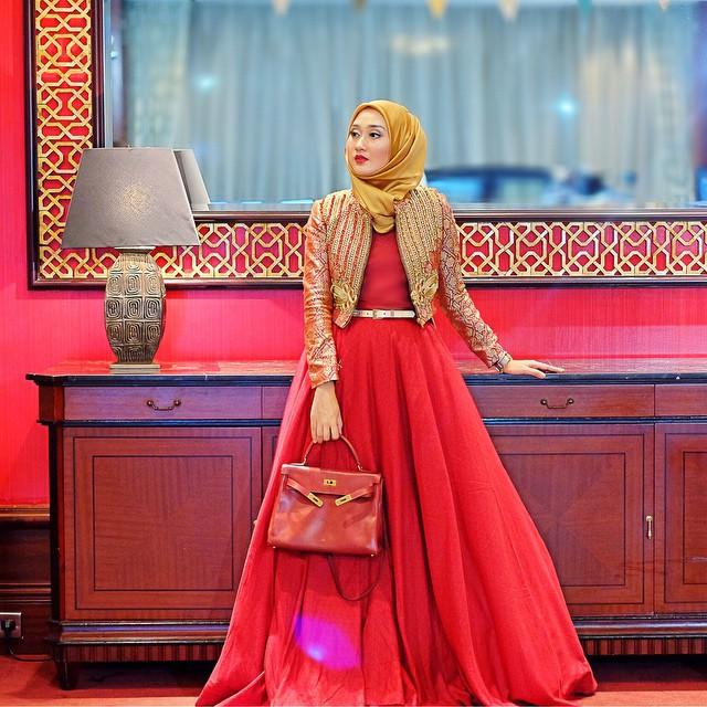 Trend Model Gamis Terbaru Dian Pelangi Terbaru 1000 Jilbab Cantik