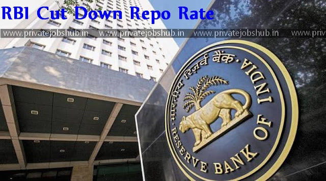 RBI Cut Down Repo Rate