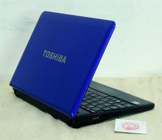 Jual Netbook Bekas Toshiba NB510