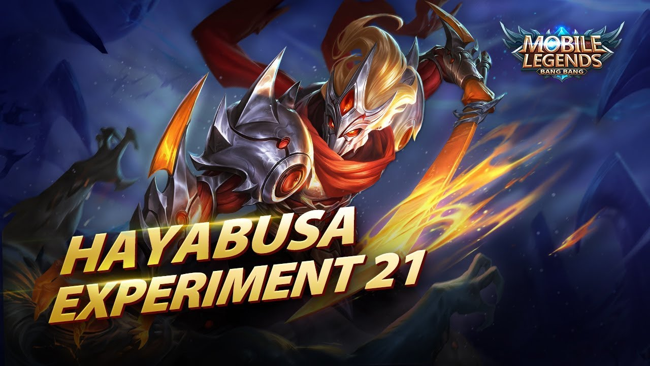 Hayabusa Build in Mobile Legends The Painful 2020 RRQ XIN Version