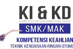 KI KD Pemeliharaan Sasis dan Pemindah Tenaga Kendaraan -  Teknik Kendaraan Ringan Otomotif (TKRO)