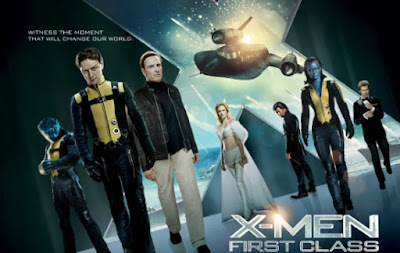 X-Men: First Class (2011) Bluray Subtitle Indonesia