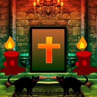 G2R Brighten Candle House Escape