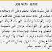 Ini Doa Awal dan Akhir Tahun Baru Islam 1 Muharram 1441 H