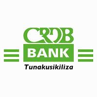 Job Opportunity at CRDB Bank Plc Tanzania - Head; HR Shared Services