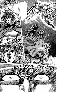 Reseña de El Puño de la Estrella del Norte (Hokuto no Ken) vols. 5 y 6 de Buronson y Tetsuo Hara.