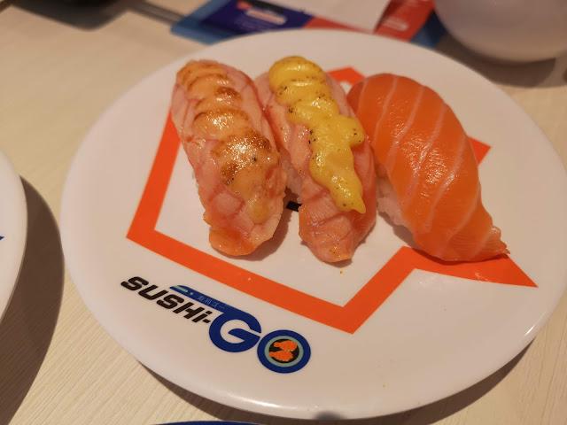 The Salmon-Go