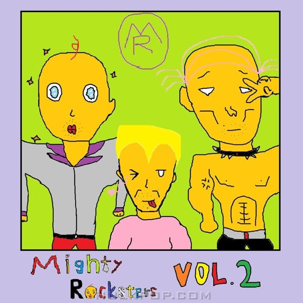 Mighty Rocksters – Covers, Vol. 2