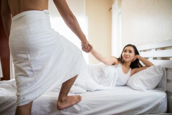 Para Pria Wajib Tahu, Ini Hal yang Paling Dibenci Wanita saat Bercinta dengan Pasangannya