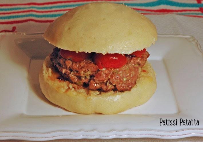 recette de bao burger, recette de burger asiatique, recette de bao burger au boeuf, bao burger, burger asiatique
