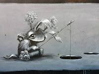 Bondi Street Art   Hayley Welch