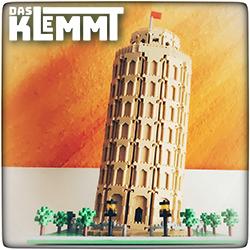 Schiefer Turm von Pisa - LEZI LZ8043
