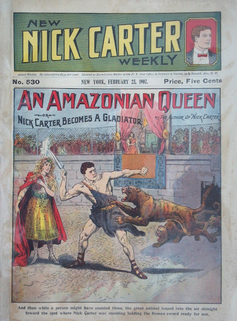 1907.02.23 - New Nick Carter Weekly (USA)