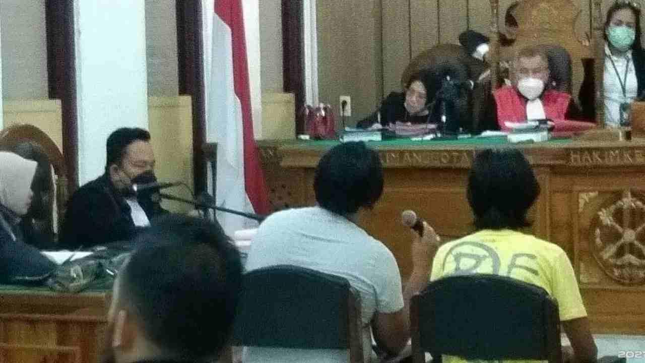Diupah Rp40 Juta Antar 1 Kg Sabu dan Ratusan Butir Ekstasi, Feri Terancam Hukuman Mati