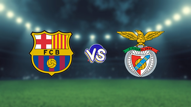 نتيجة مباراة برشلونة وبنفيكا اليوم 29-09-2021 في دوري أبطال أوروبا