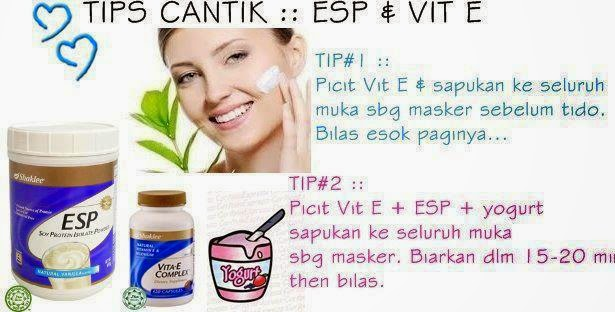 Image result for masker vitamin e shaklee