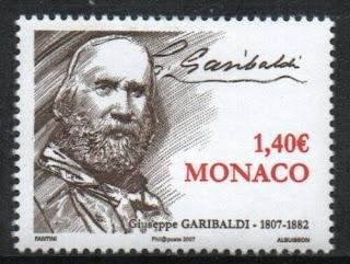Monaco 2007 Giuseppe Garibaldi
