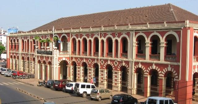 Goa lIndia stile portoghese  Viaggi e Delizie