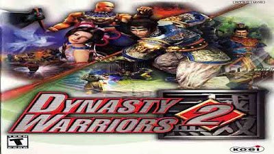 Download Game Dynasty Warriors 2 ISO PS2 (PC)