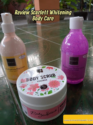 Review Scarlett Body Care