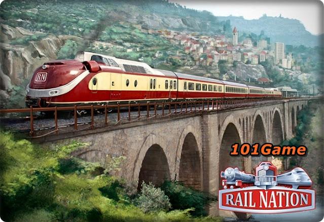 Все поезда Rail Nation по эпохам, характеристики и их возможности