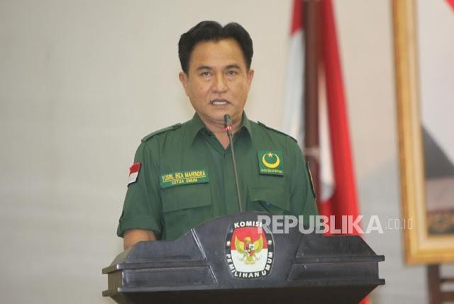 Sebab dan Alasan Yusril Akhirnya Merapat ke Jokowi-Ma'ruf