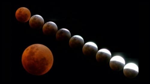 Hiện tượng 'Mặt trăng máu' báo hiệu ngày tận thế nhân loại?