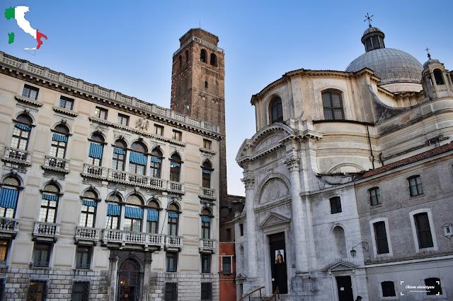 Jak powstała Wenecja
