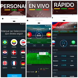 Mundial Rusia 2018: Las mejores aplicaciones para estar bien informados