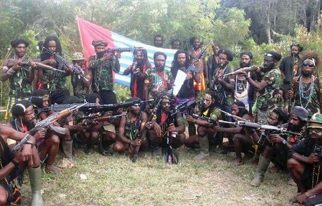 Puluhan Pekerja Dibunuh Kelompok Separatis Papua, Ini Keterangan Polisi