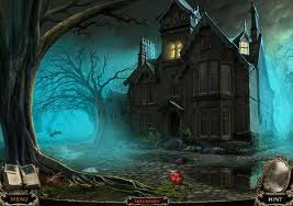 Tales of Terror Crimson Dawn mansion