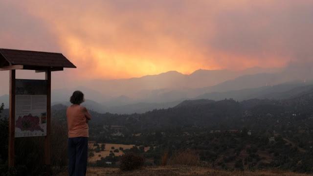 Τραγωδία: Τέσσερις νεκροί στη φωτιά στην Κύπρο (βίντεο)