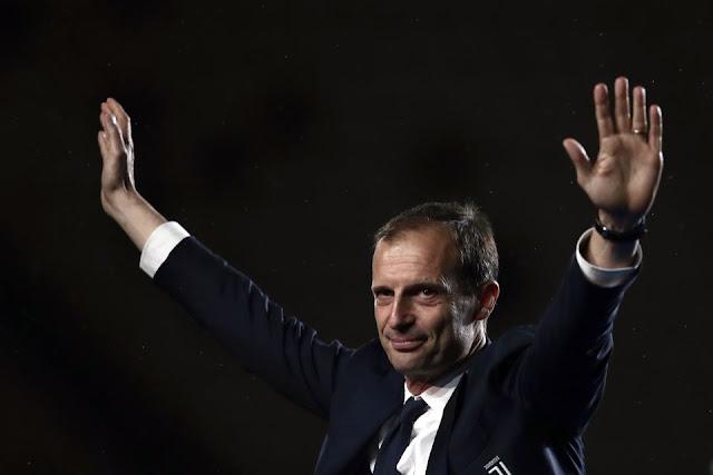 Inilah Alasan Massimiliano Allegri Berhenti Dari Juventus